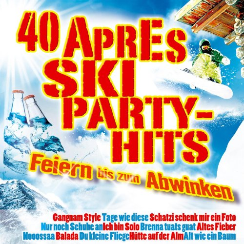 40 Aprés Ski Party-Hits