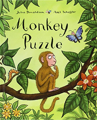 Julia & Axel x4 Ted Smart Slipcase: Monkey Puzzle: 5