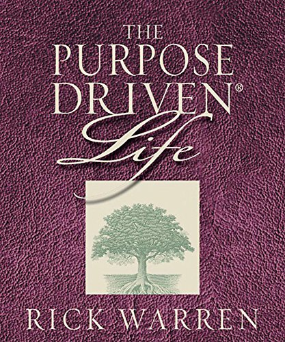 The Purpose Driven Life: What on Earth Am I Here For? (Running Press Miniatures) por Rick Warren