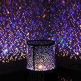 #7: Novelty Night Light Star Master Romantic Starry Sky LED Projector Lamp for Children Gift Magic Home Atmosphere Lighting