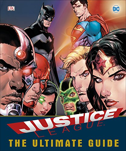 Enter the world of the Justice League (TM) and discover the heroes, villains, and adventuresThis comprehensive guide celebrates the exciting world of the iconic Justice League Super Heroes, a roster that includes SUPERMAN (TM), BATMAN (TM), WONDER WO...