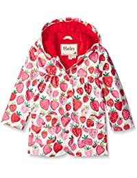 Hatley Girls Raincoat -Strawberry Sundae - impermeable Niños