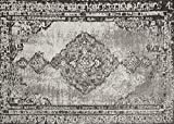 Easy Clean Alfombra de alfombra de la más alta calidad (plata)