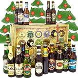 Bier Adventskalender Welt und Deutschland mit Saigon + Tsingtao + Hite Pale Lager + mehr ... Ein tolles Geschenk für Männer. Bierset + Geschenk, Biersorten aus aller WELT & DEUTSCHLAND. Bieradventskalender 2018 - mit 24 Biersorten in FLASCHEN Adventskalender Bier Welt 2018 - Adventskalender für Männer, Adventskalender für Erwachsene, Bierkalender Adventskalender Alkohol, Weihnachtskalender mit Bier, Bier Adventskalender Weihnachtsgeschenke Bier Männer
