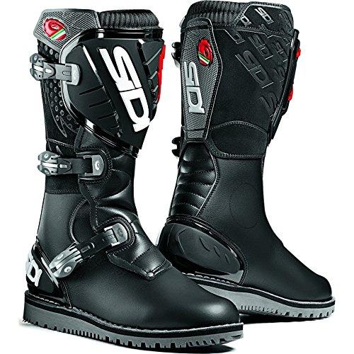 Sidi Trial Zero Boots 47 Black (UK 12)