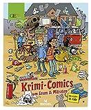 Redaktion Wadenbeißer: Krimi-Comics zum Lesen & Mitraten
