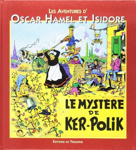 Le mystère de Ker-Polik, tome 4