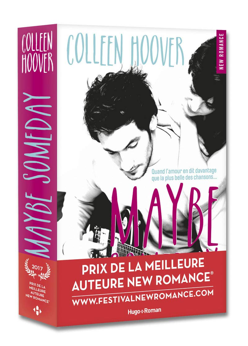 Maybe someday por Colleen Hoover