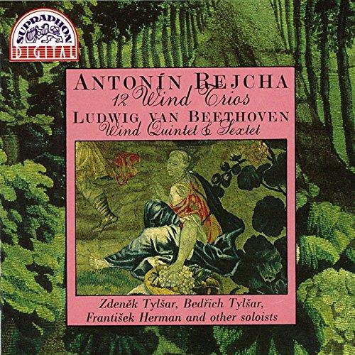 Rejcha: 12 Wind Trios - Beethoven: Wind Sextet & Quintet