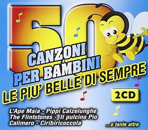 50 Canzoni Le Piu Belle Di Sempre (Ape Maya)