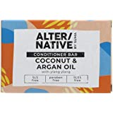 Alter/Native Coconut and Argan Hair Conditioner Bar, 95 g