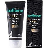 mCaffeine Latte Coffee Moisturizing Face Wash   Mild Cleansing, Tones the Skin   Almond Milk, Shea Butter   All Skin…
