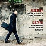 Violin Concertos 1 & 2/Sonata for Solo Violin