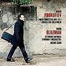 Prokofiev:Violin Concertos [Vadim Gluzman; Estonian National Symphony Orchestra,Neeme Järvi] [BIS: BIS2142]