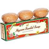 MYSORE SANDAL SOAP 150GR*3PCS (COMBO OF 2 BOX)