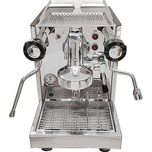 Quickmill Siebträger Espressomaschine Rubino Nero 0981