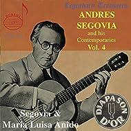 Segovia & Contemporaries, Vol. 4: María Luisa Anido