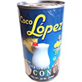 Coco Lopez Cream of Coconut Cocktail Mix For the perfect Pina Colada.