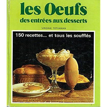 Les Oeufs : Des entrées aux desserts (La Petite encyclopédie pratique)