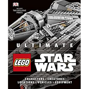 Ultimate LEGO Star Wars: Includes two exclusive prints 9780241288443 LEGO