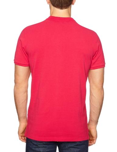 Pringle Herren Poloshirt Rot - Grenadine