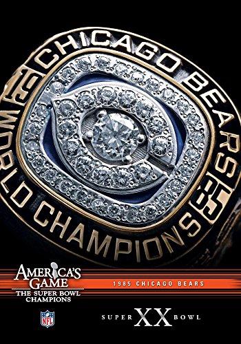 chicago-bears-super-bowl-xx-nfl-americas-game-dvd-region-1-us-import-ntsc