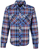 Brandit Checkshirt Chemise bleu/noir/rouge