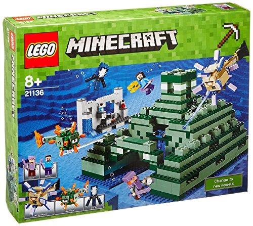 LEGO Minecraft – Das Ozeanmonument