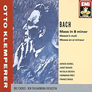 Bach: Mass In B Minor, Bwv232