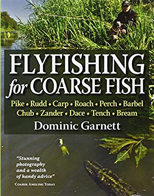 Flyfishing for Coarse Fish by Merlin Unwin Books