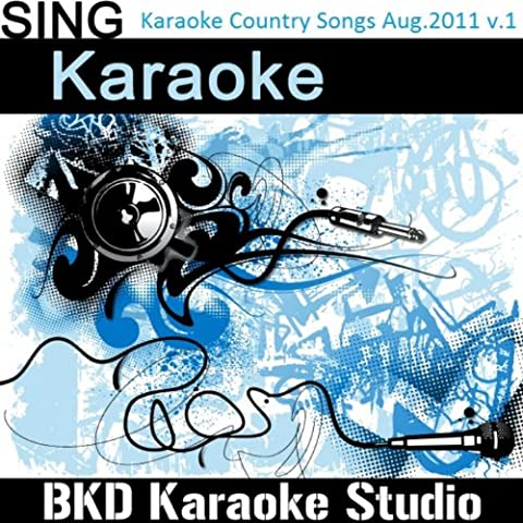 You and Tequila (In the Style of Kenny Chesney & Grace Potter) (Karaoke (Kenny Chesney Karaoke)