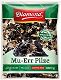 Diamond Mu Err Pilze / Black Fungus, 1er Pack (1 x 1 kg Packung)