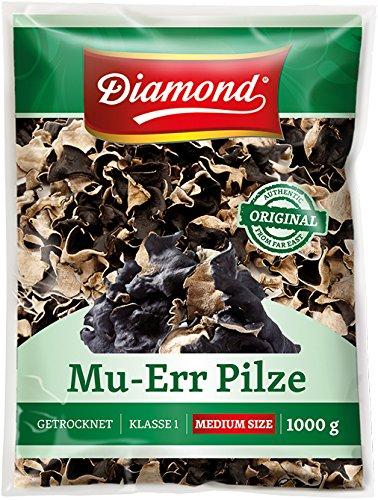 Preisvergleich Produktbild Diamond Mu Err Pilze / Black Fungus,  1er Pack (1 x 1 kg Packung)