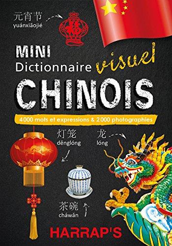 Harrap's Mini dictionnaire visuel Chinois par Collectif