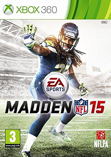 Xbox 360 - Madden Nfl 15 (1 Games) (Xbox Madden 360 Video-spiele)