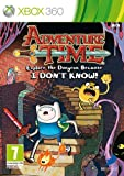 Adventure Time: Explore the Dungeon Because I don't know (Xbox 360) [UK IMPORT]