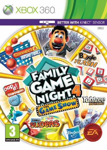 [UK-Import]Hasbro Family Game Night 4 The Game Show Edition XBOX 360