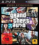Grand Theft Auto: Episodes from Liberty City - Zwei komplette Spiele: The Lost and Damned + The Ballad of Gay Tony
