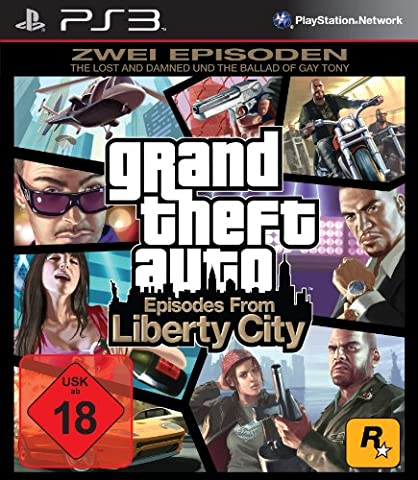 City Interactive - GTA : episodes from Liberty City [import