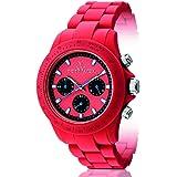Toywatch Orologio al Quarzo VVC07RD Rosso 43 mm