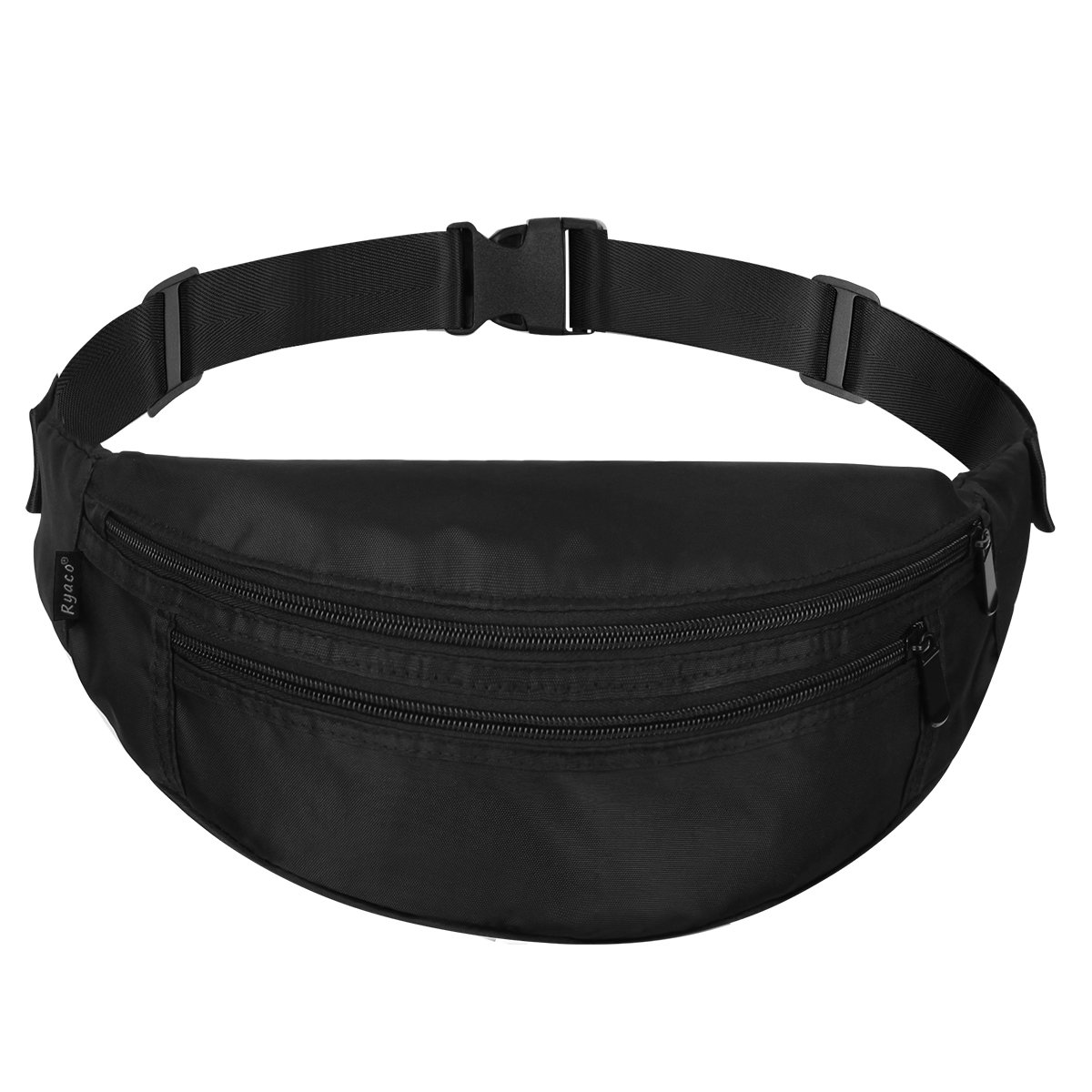 98b780577052 RYACO Bum Bag, Fanny Pack for Men and Women, Water Resistant Waist Pack  Running Belt for Fitness/Exercise/Hiking/Climbing/Hunting/Outdoor Sports