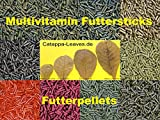 20er Multivitamin-Mischung (50 Gramm) Futtersticks Futterpellets Garnelenfutter Fischfutter