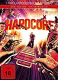 Hardcore (Limited Collector's Edition) - DVD, Blu-Ray + Originalsoundtrack im Mediabook [Blu-ray]