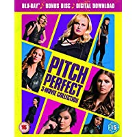 Pitch Perfect 3-Movie Boxset