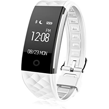 Smartwatch TKSATR de Pulsera, Reloj Rastreador de Actividad, Fitness Tracker, Pulsera Actividad Inteligente