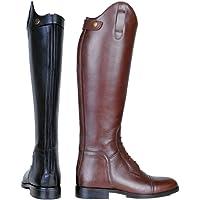 HKM Riding Boots Spain Soft Leather, Stivali da Equitazione Uomo