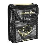 Neewer Bolsa de Batería de Polímero de Litio para Batería de DJI Mavic Pro, Bolsa Protector a Prueba de Fuego y Explosión para la Seguridad de Carga y Almacenamiento de Batería