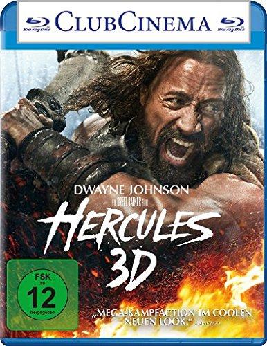 Hercules [3D Blu-ray]