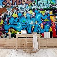 Fotomurale Premium - Colours of graffiti - Carta da Parati