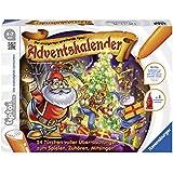 """tiptoi® Adventskalender """"Weihnachten im Wichtelwald"""": 24 Türchen voller Überraschungen zum Spielen, Zuhören und Mitsingen"""